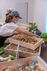 Farm Canning Sustainable Catering