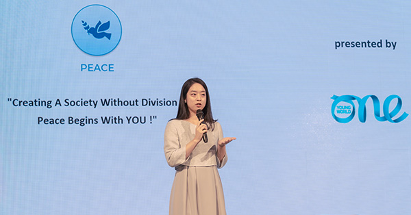 OYW TOKYO CAUCUS 2020 – Day Two Report – The PEACE Session